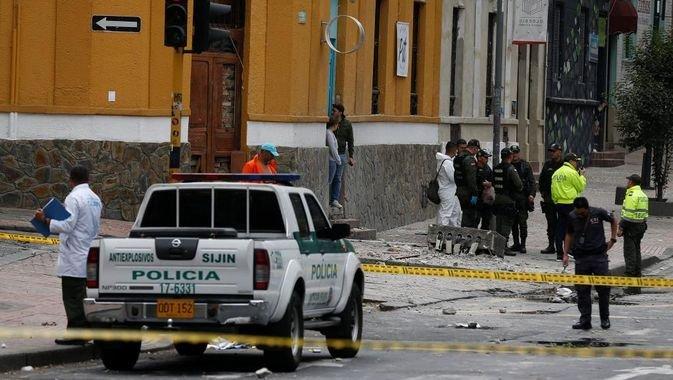 Scene de chaos dans les rue des Santa Paulina