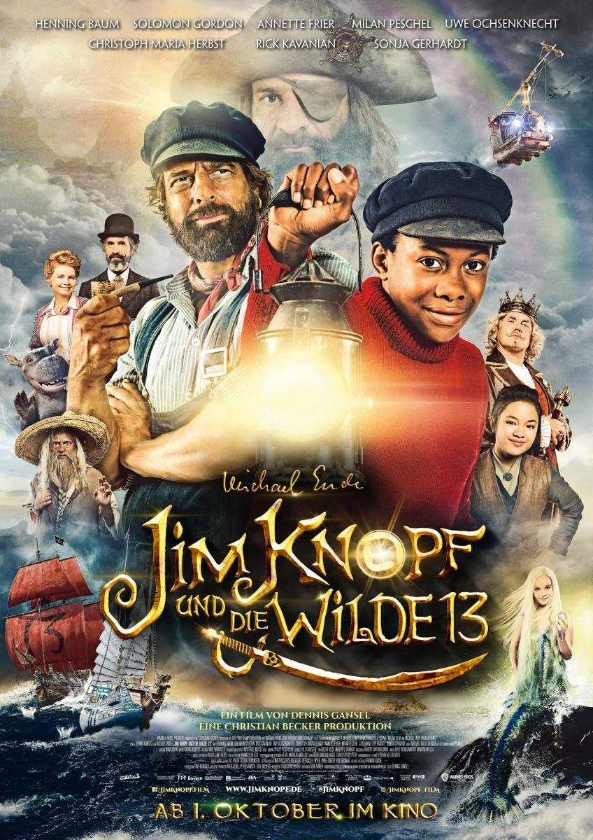 Jim Knopf und die Wilde 13 poster image