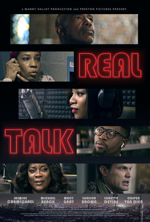 Real Talk poster image