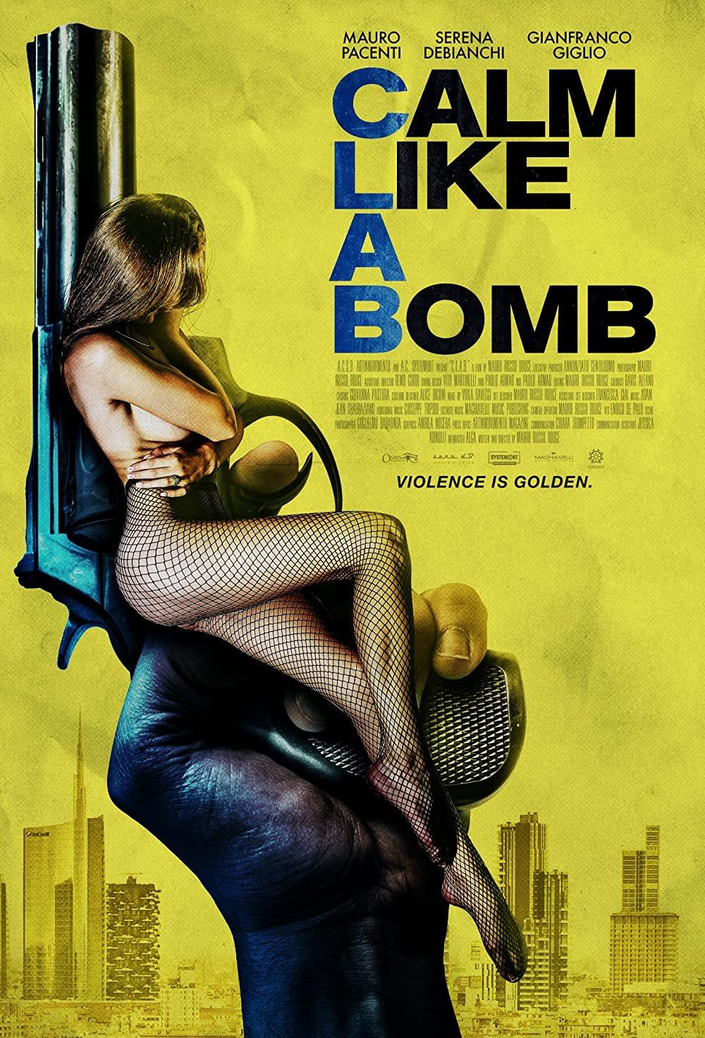 C.L.A.B. poster image