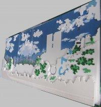 Un grand socle/présentoir/diorama pour des figurines MHA Mini_210624075148429615