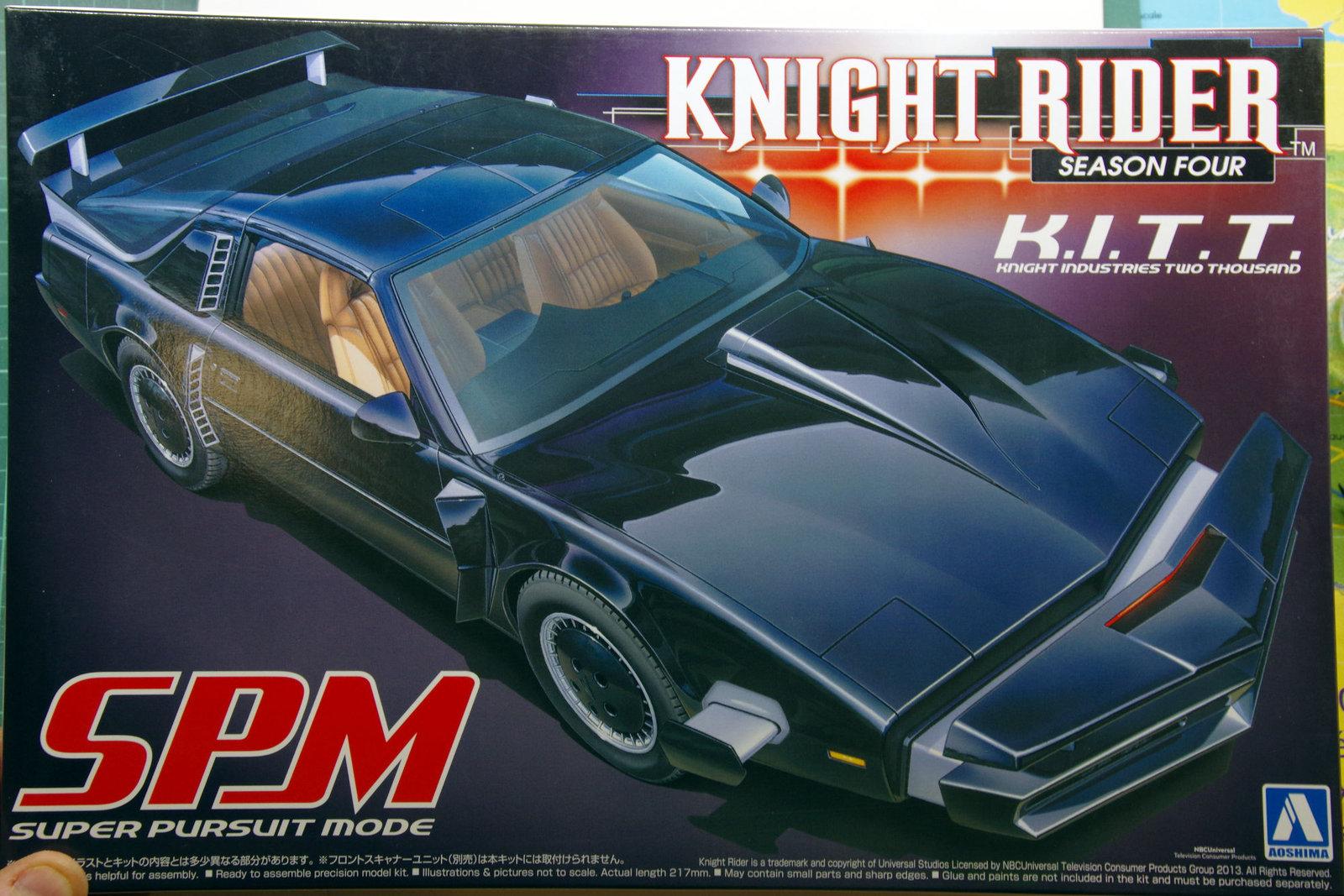 Kitt Super Pursuit - 1/24 - Aoshima 21062502114144607