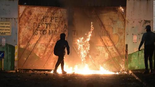 Violences et zones de non-droit dans la capitale du Damann