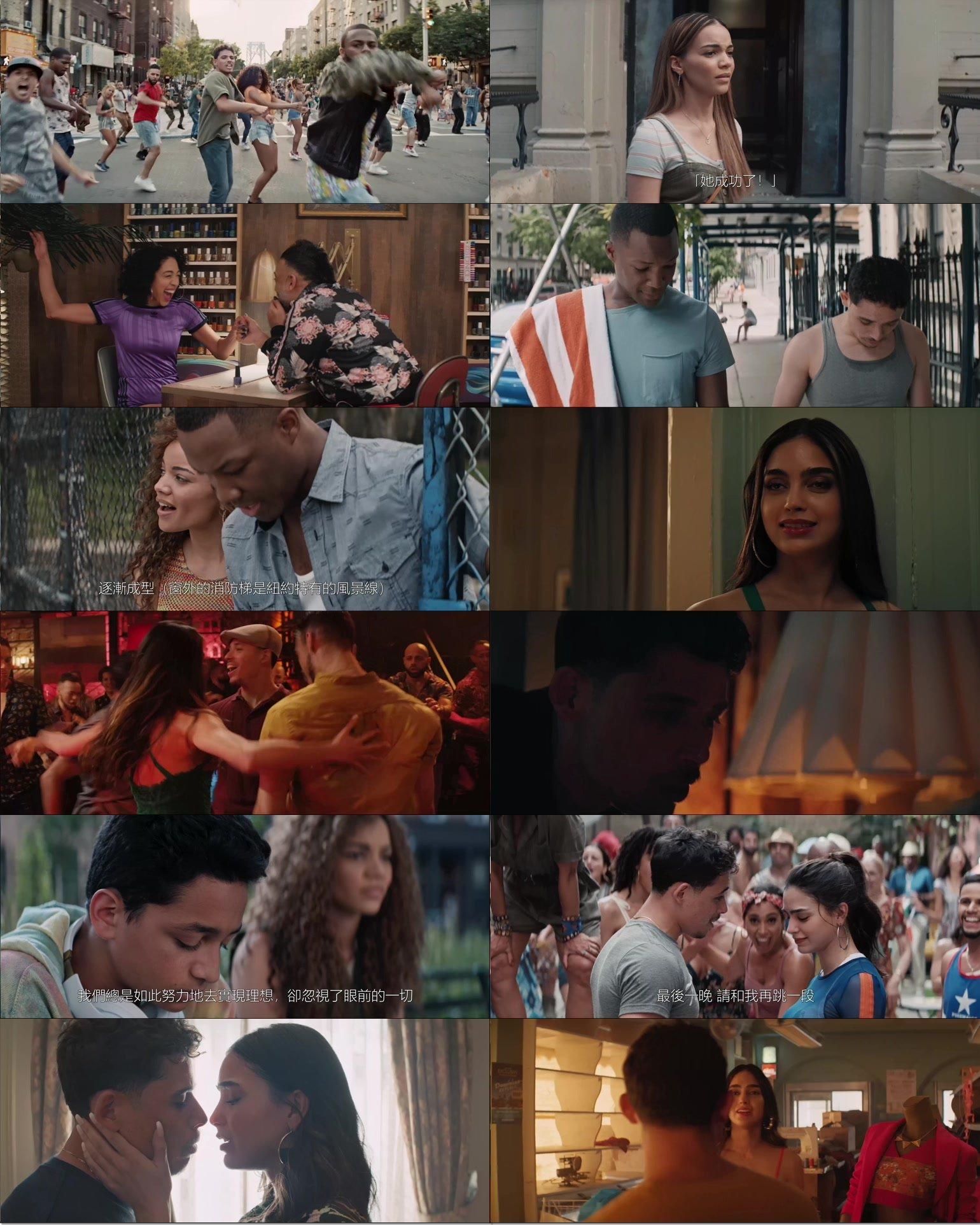 [x3]紐約高地|美國:壹部電影|灰姑娘的故事:明星之戀.1080p[繁簡英]