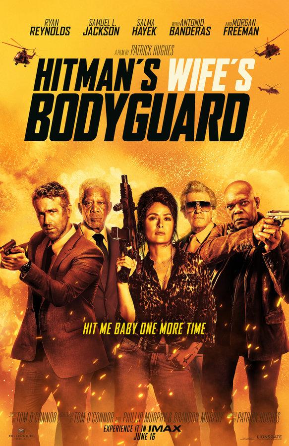 Hitman's Wife's Bodyguard poster image