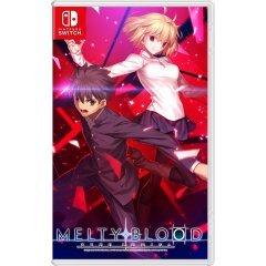 Melty Blood de retour sur PS4 et switch 210704052941593042