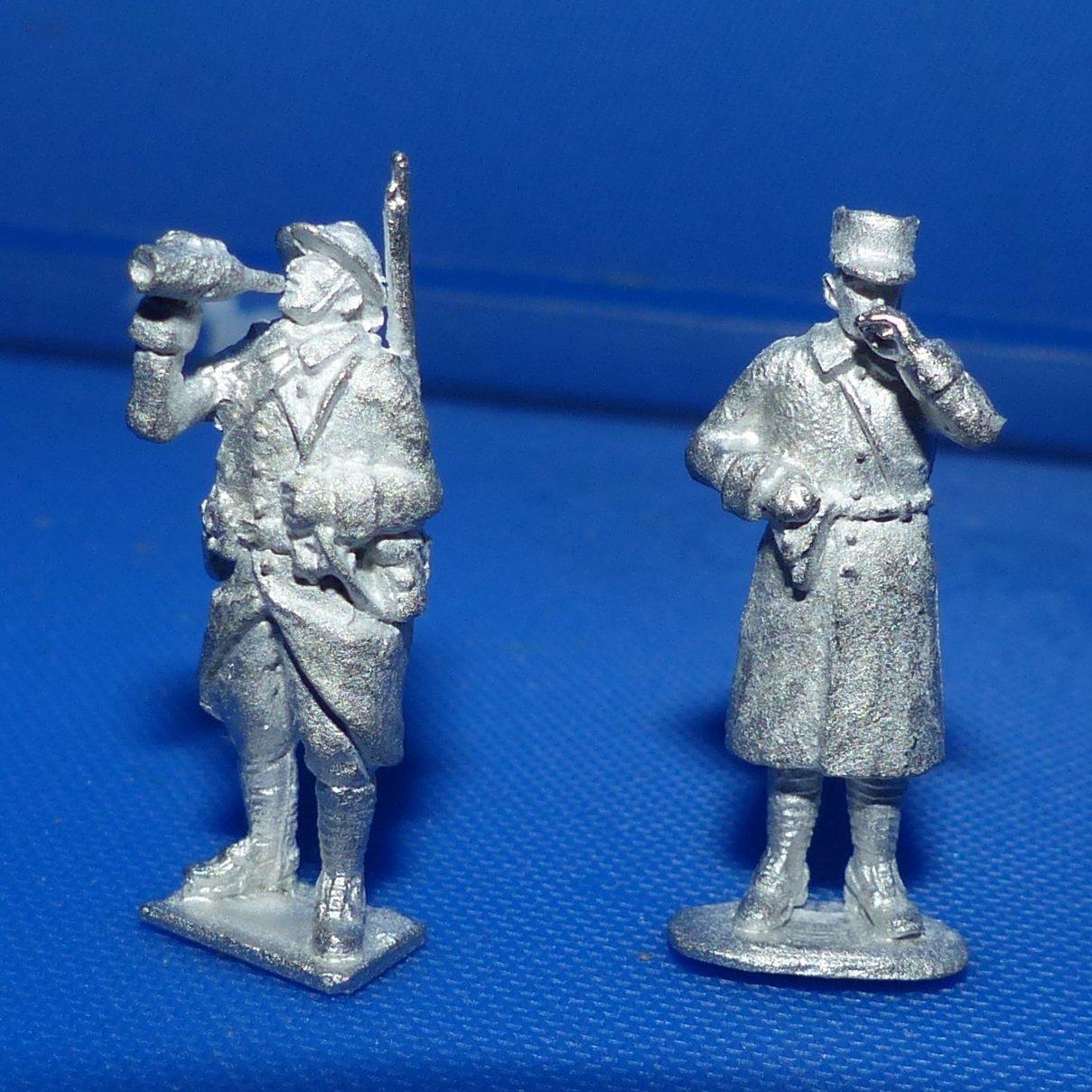 soldats français au repos, au travail  lesarméesoubliées 1/72 210706055410686543