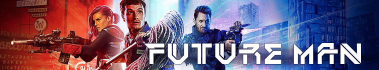 Poster for Future Man