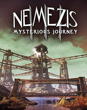 Poster for Nemezis: Mysterious Journey III