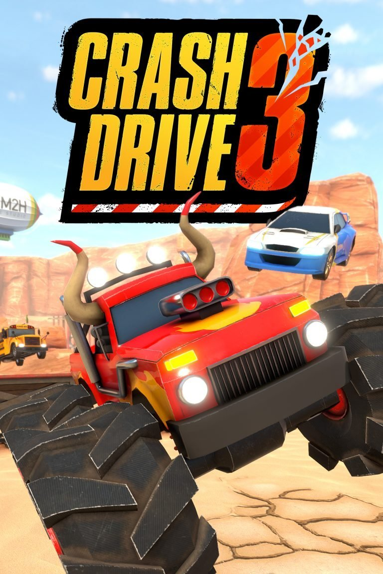 Poster for Crash Drive 3