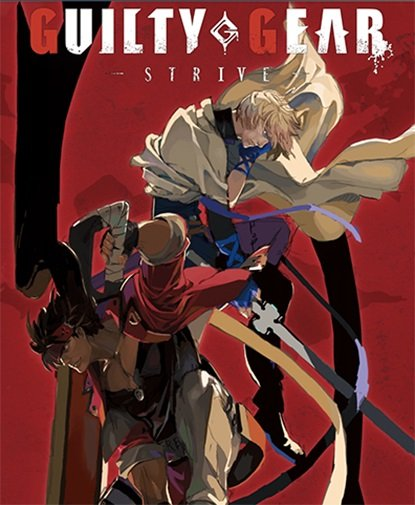 Poster for Guilty Gear -Strive-
