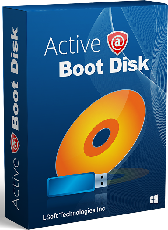 Poster for Active@ Boot Disk