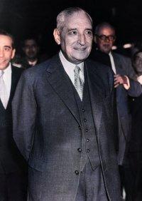 Grand-Maréchal Benoît Grisette, Président de la République chrétienne-militaire du Magermelk