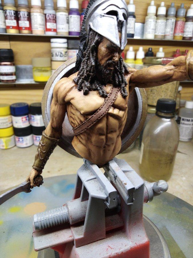 Perseus Fan Art Models 1/9 tronc