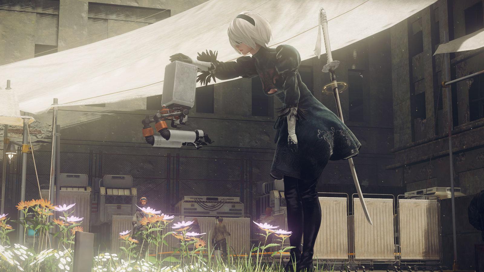 NieR: Automata - Become as Gods Edition image 1