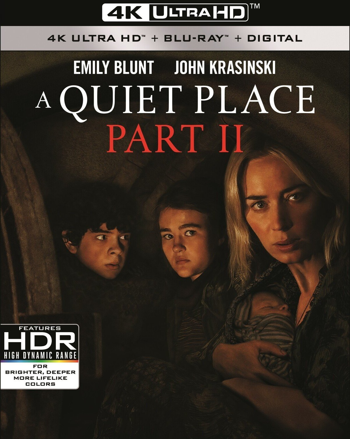 A Quiet Place Part II (2020) poster image