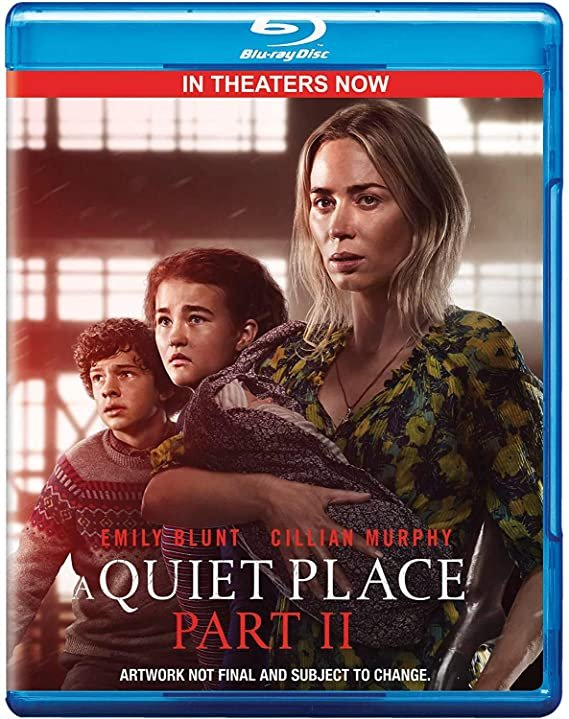 A Quiet Place Part II poster image