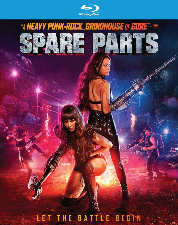 Spare Parts poster image