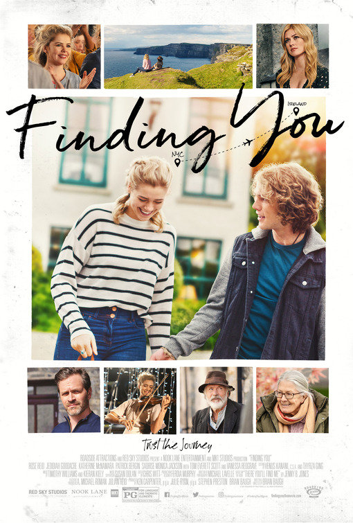 Finding You poster image