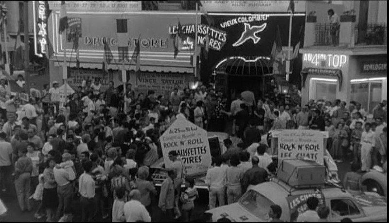 LES CONCERTS DE JOHNNY 'AU VIEUX COLOMBIER, JUAN LES PINS 1960' 210719013223160043