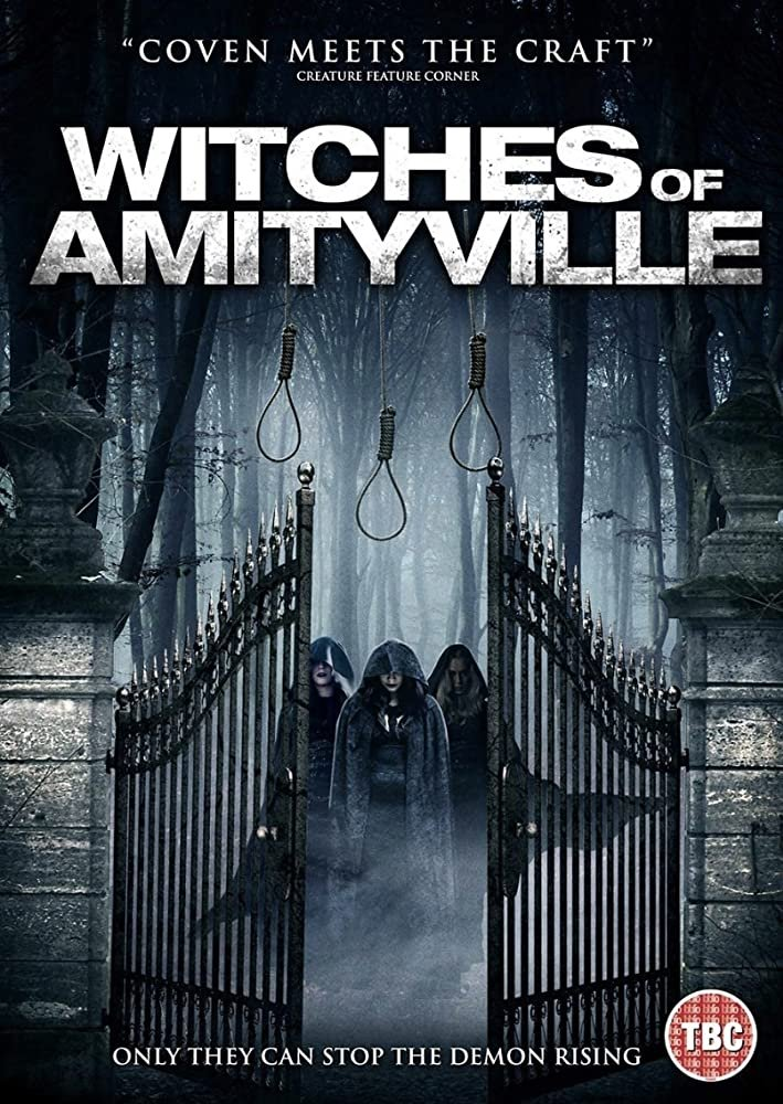 Witches of Amityville Academy poster image