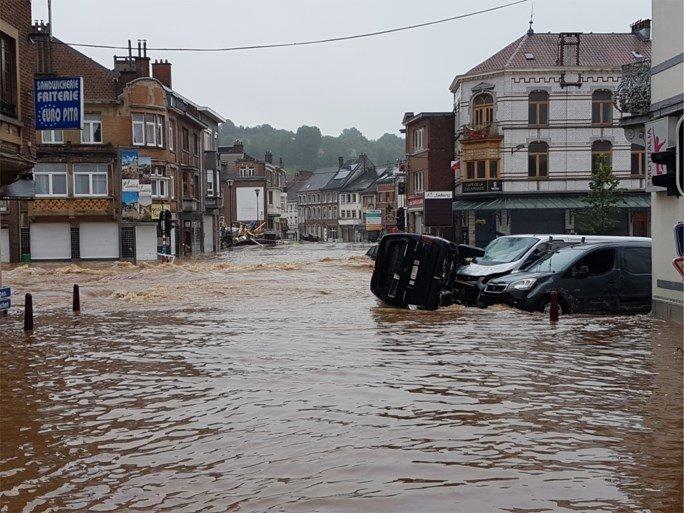 La Belgique sous les eaux les 14, 15 et 21 juillet 2021 210722034557578492