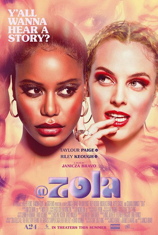 Zola (2020) poster image