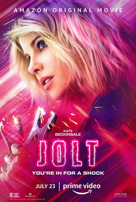 Jolt (2021) poster image