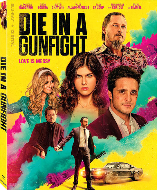 Die in a Gunfight (2020) poster image