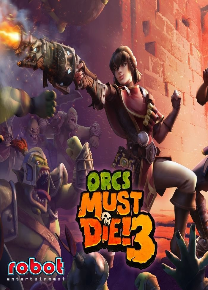 Poster for Orcs Must Die! 3