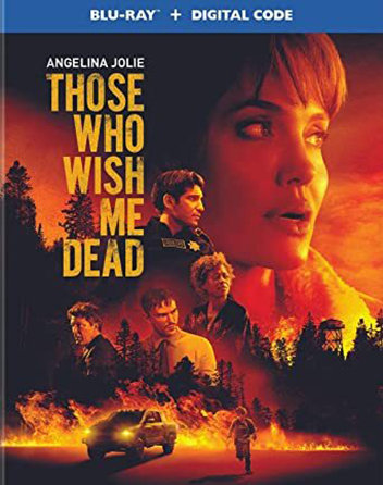 Those Who Wish Me Dead (2021) poster image