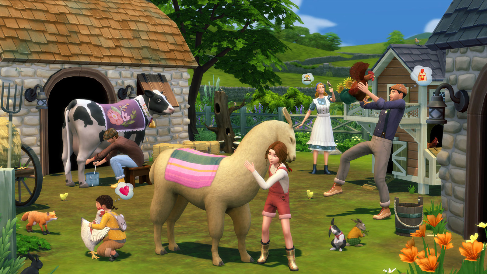 The Sims 4: Cottage Living image 1