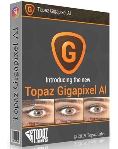 Poster for Topaz Gigapixel AI