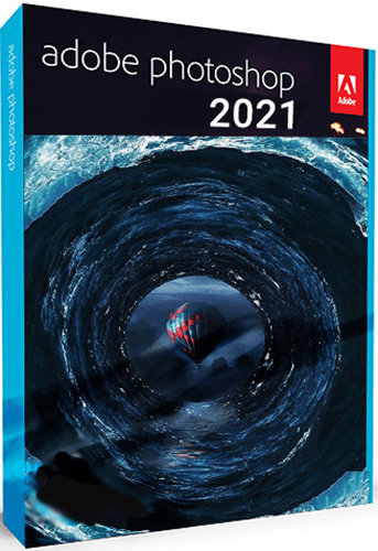 Poster for Adobe Photoshop 2021