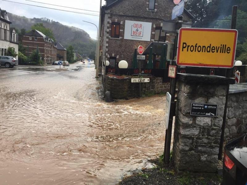 La Belgique sous les eaux les 14, 15 et 21 juillet 2021 210725112119204216