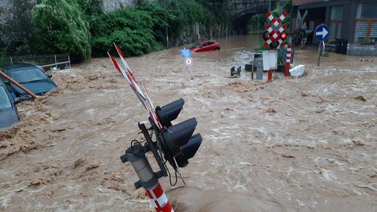 La Belgique sous les eaux les 14, 15 et 21 juillet 2021 210725113400837790