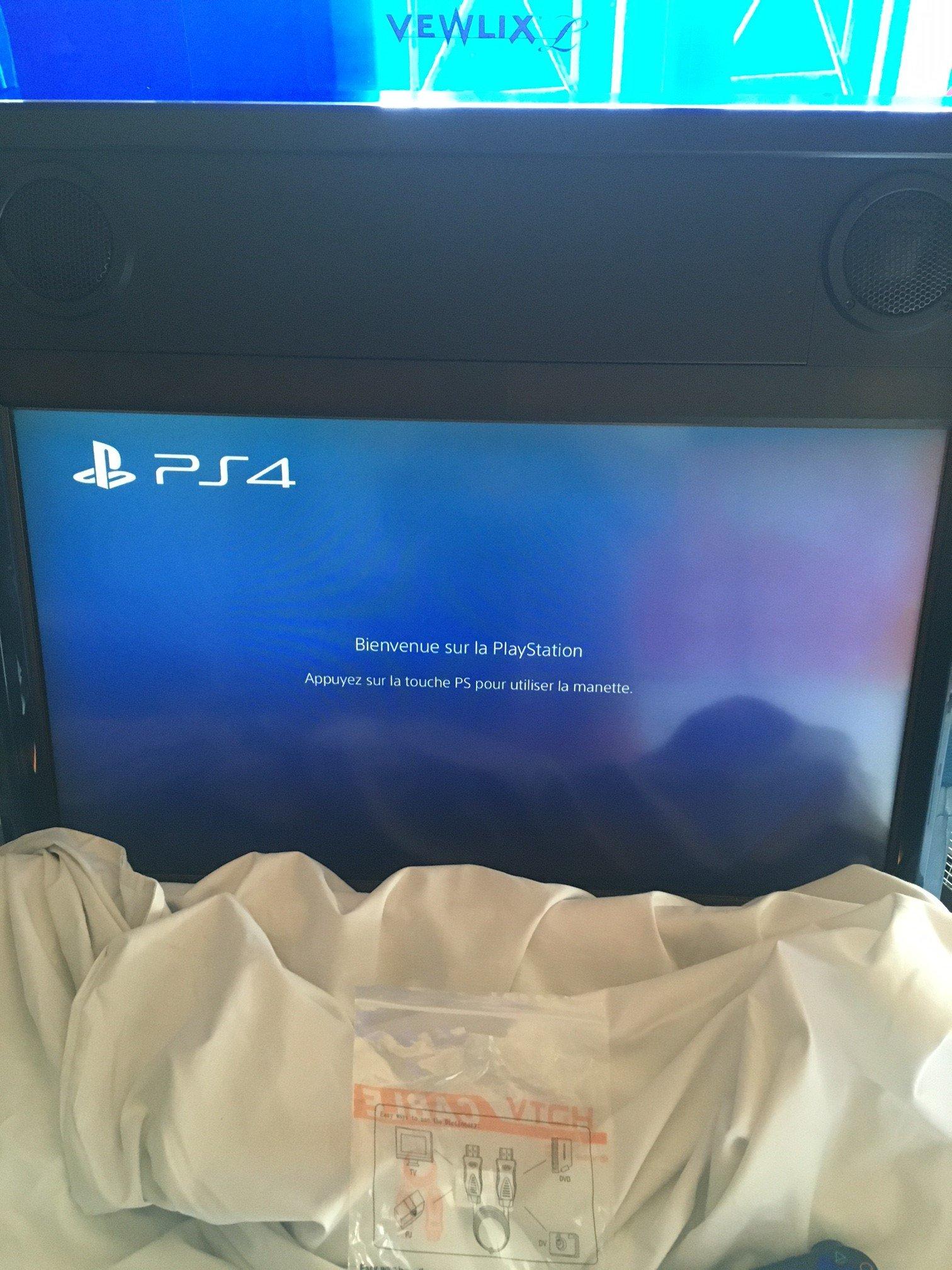 Intégrer une console Sony PS4 dans une Taito Vewlix L 210728010833996767