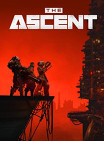 Poster for The Ascent