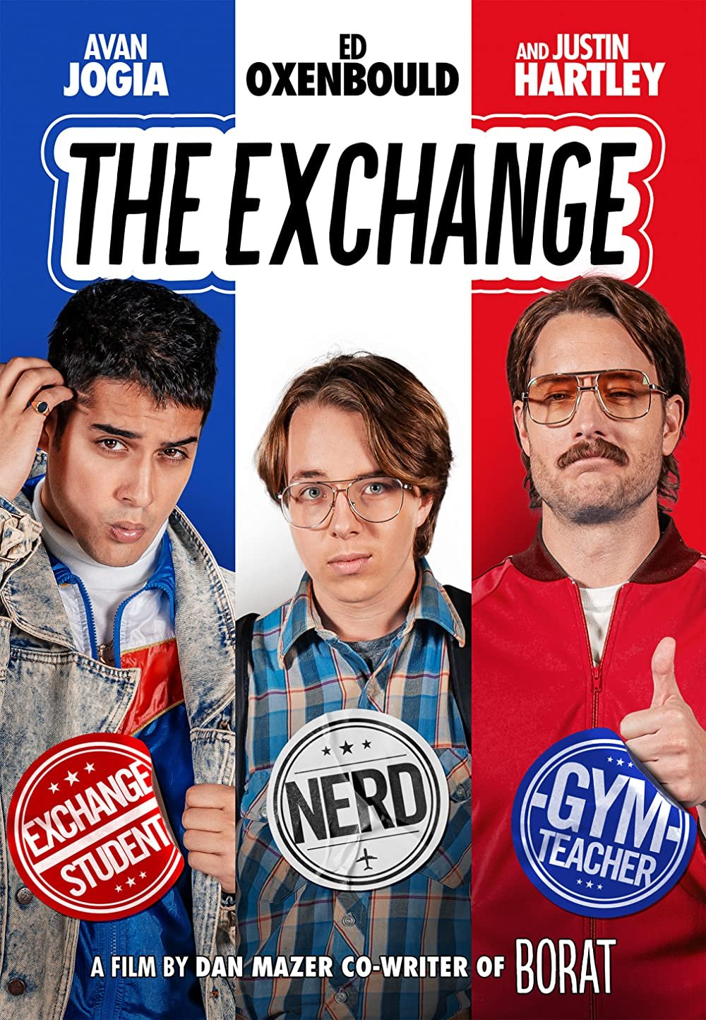 The Exchange poster image