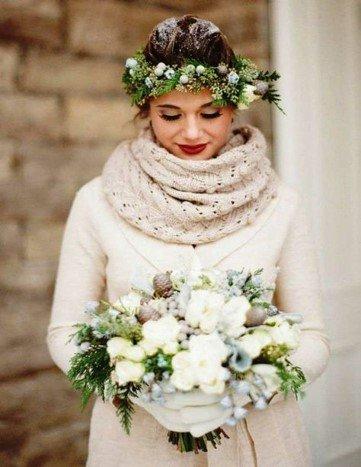 Accessoirisez votre tenue de mariage femme