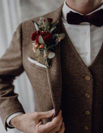 Accessoirisez votre tenue de mariage homme