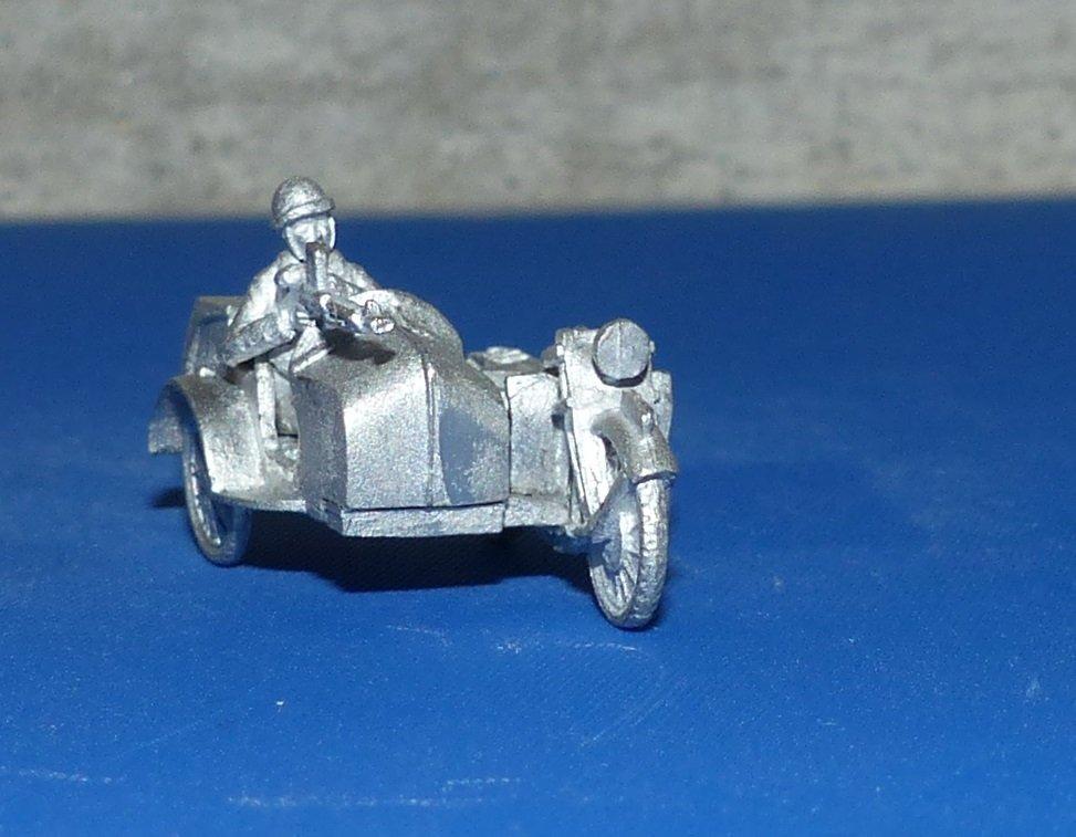 side car gnome rhone en métal 1/72 21080806081289773