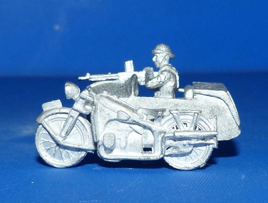 side car gnome rhone en métal 1/72 210808060946999640