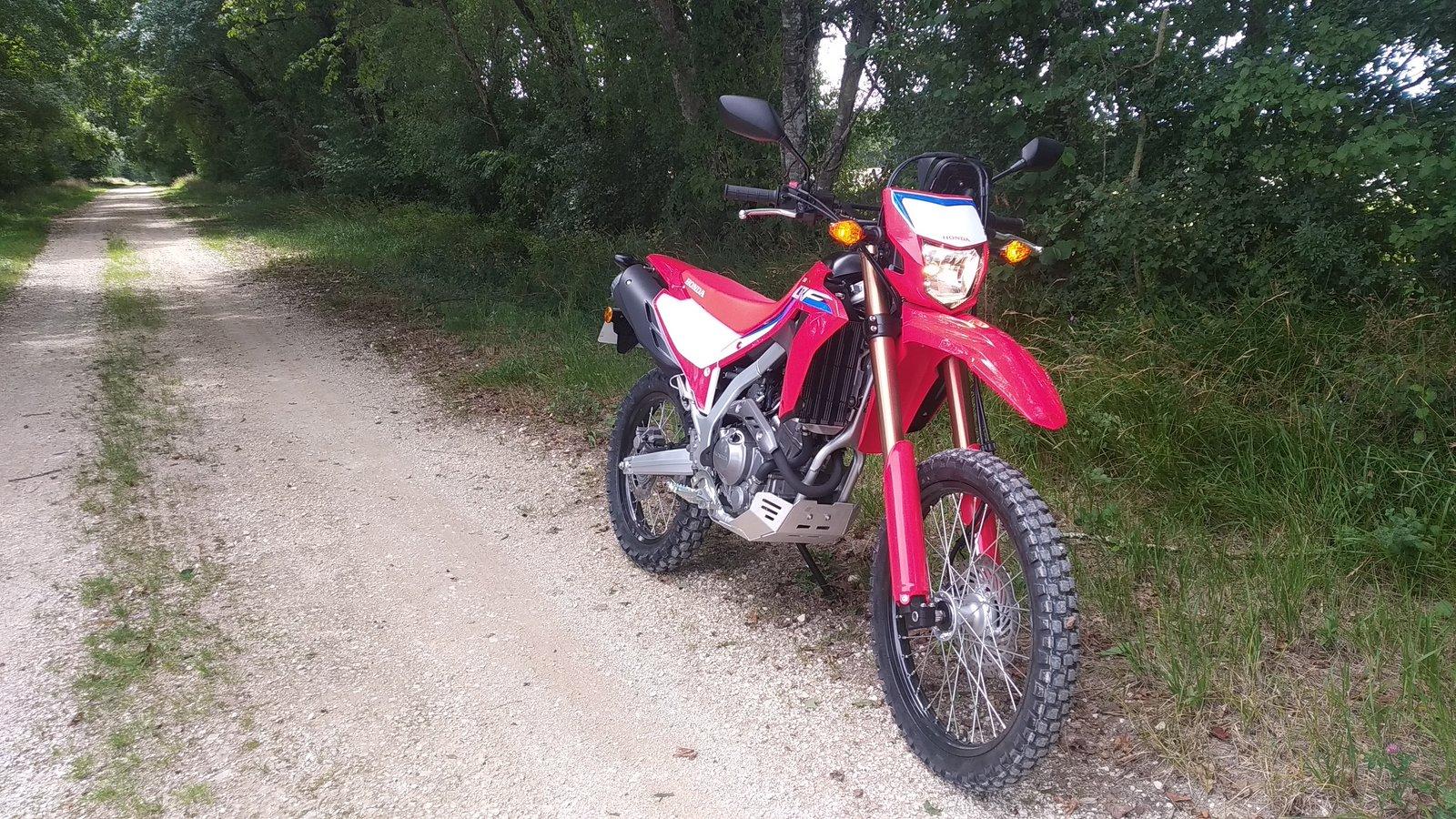 Modifs et accessoires Honda 300 CRF-L - Page 7 210809090221246610