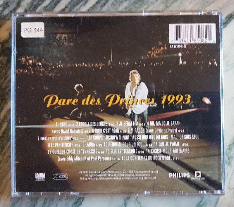 PARC DES PRINCES 1993  15T 21081010403765015