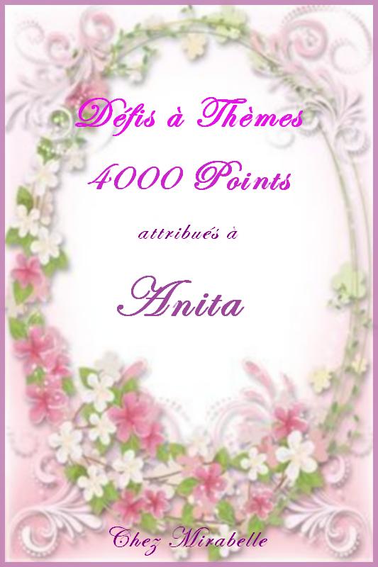 """récompense : Anita- 4000 pts """"Défis à thèmes """" 210810121632355938"""