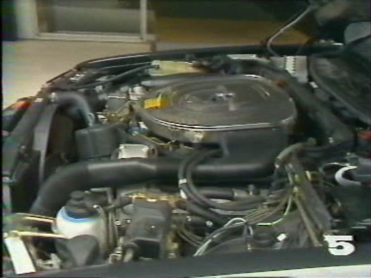 MERCEDES 560 SEC AMG DE JOHNNY HALLYDAY ( 1988 ) 210814025653436627