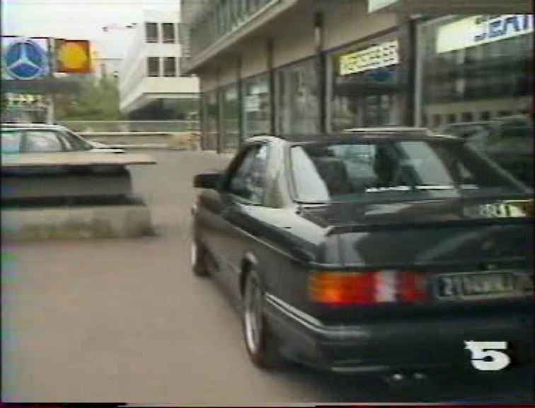 MERCEDES 560 SEC AMG DE JOHNNY HALLYDAY ( 1988 ) 210814031249460408