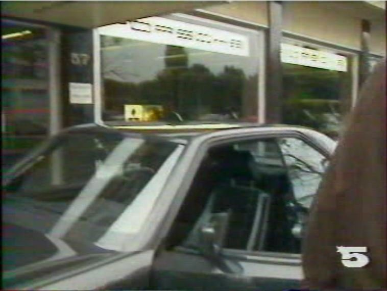 MERCEDES 560 SEC AMG DE JOHNNY HALLYDAY ( 1988 ) 210814031250445853