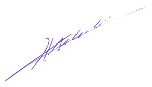Signature convoyeur